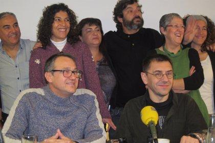 """Monedero: """"Murcia no merece tener como imagen la corrupción o el austericidio que representa el PP"""""""