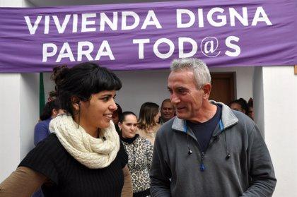 """Podemos asegura que va a poner """"todo su empeño"""" en """"ganar Andalucía para los andaluces"""""""