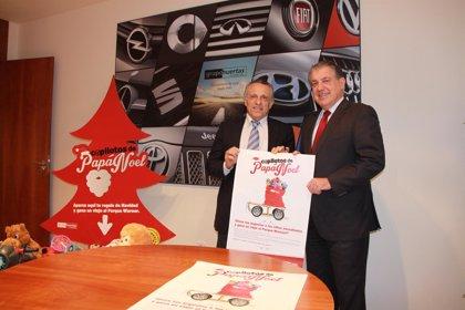 Grupo Huertas participa en la campaña de Cruz Roja 'No es por los juguetes: tu solidaridad, sus derechos'