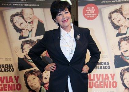 "Concha Velasco: ""Quiero ser la madre de Torrente"""