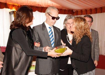 Durán asiste a la entrega de premios de la Federación de Asociaciones de Personas Mayores