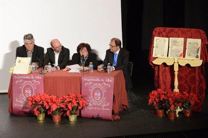 Argamasilla de Alba (Ciudad Real) ya tiene su propio Quijote de Avellaneda manuscrito entre 1.300 personas