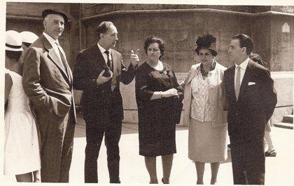 CANTABRIA.-El entorno español de Arturo Dúo Vital, este lunes en la Fundación Botín