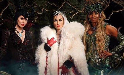 Once Upon A Time se despide de Frozen y presenta a Cruella de Vil, Úrsula y Maléfica