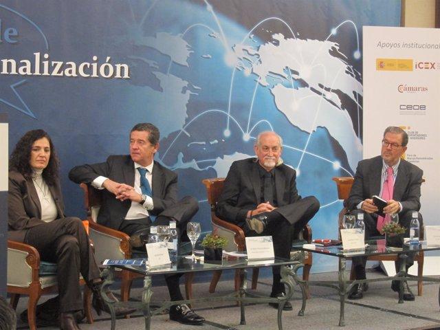 Mario Armero en Diálogos de Internacionalización