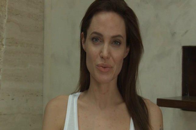 Jolie no continúa con la promoción de 'Invencible'