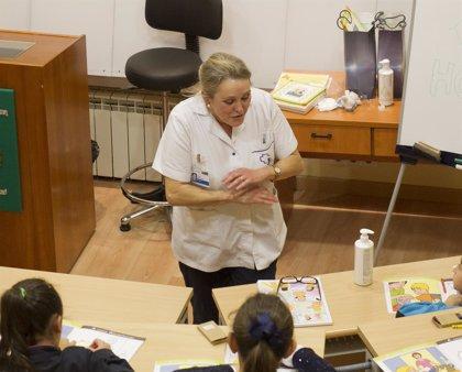El 20% de los niños menores de 7 años padece dermatitis atópica