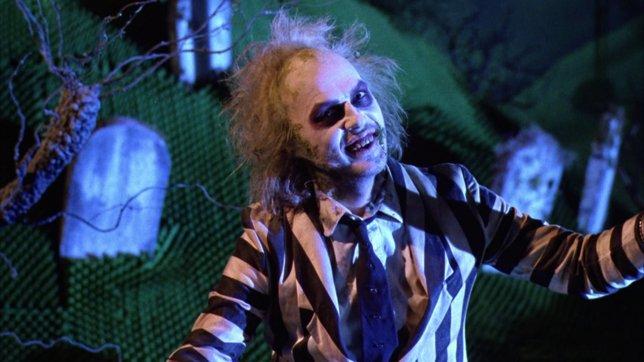Michael Keaton en Beetlejuice