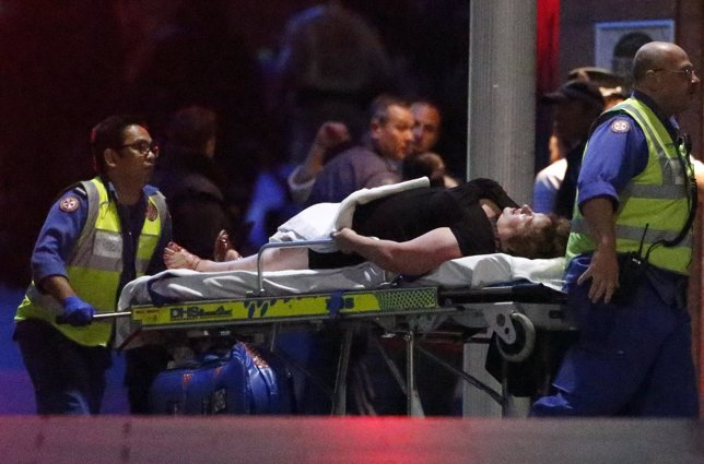 Secuestro en Sydney