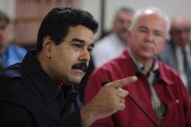 """Maduro reitera que Aznar es un """"asesino"""" que debe ir ante el TPI"""