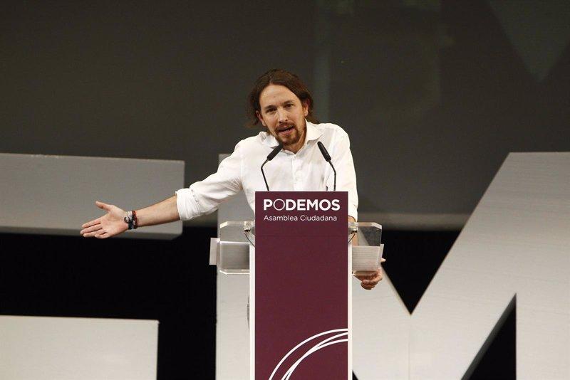Pablo Iglesias ingresó en 2013 casi 70.000 euros de sus trabajos como profesor, presentador y tertuliano