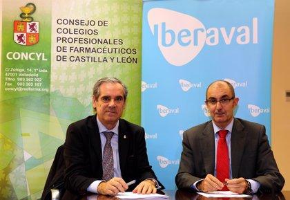Iberaval y farmacéuticos de CyL lanzan 'Farmaval', una línea de préstamos blandos par financiación del sector