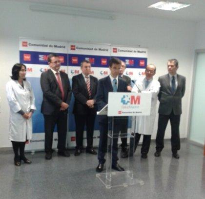 Madrid.- El Hospital Puerta de Hierro cuenta en su cartera de servicios la Cirugía Oral y Maxilofacial
