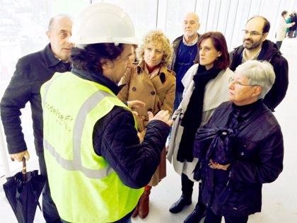 """Díaz Tezanos insiste en la """"urgencia"""" de aplicar un Plan de Reindustrialización para la comarca del Besaya"""