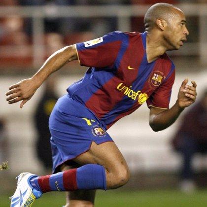 Excompañeros de Henry agradecen al francés su aportación al fútbol