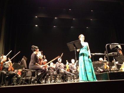 Cerca de 500 menores de colectivos sociales asisten a un concierto solidario de la Orquesta de Córdoba