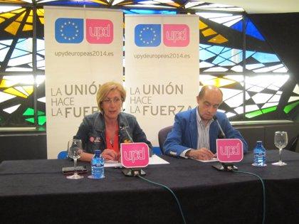 UPyD avanza hacia la ruptura en la Eurocámara: dos diputados arremeten contra la portavoz por denunciar sueldos opacos