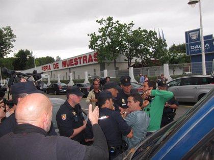 Dos sindicalistas, dispuestos a entrar a prisión tras negarse a pagar una multa por un altercado con la Policía