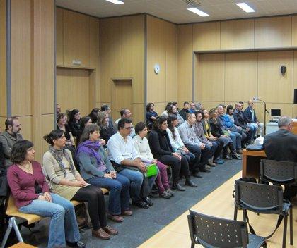 La juez multa con 1.080 euros por daños a los 16 activistas que entraron a Cofrentes y absuelve al fotoperiodista