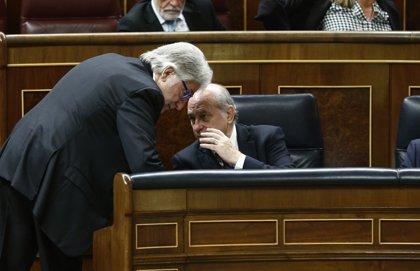 """El PP rechaza en el Congreso la pretensión de CiU y PSOE de sancionar filtraciones policiales con """"fines espurios"""""""