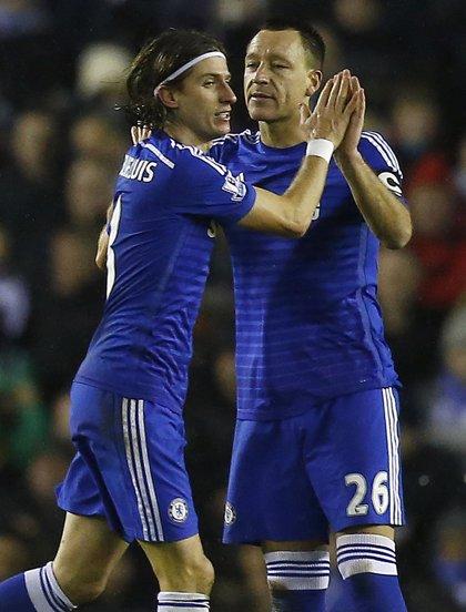 El Chelsea avanza a semifinales de la Capital One Cup