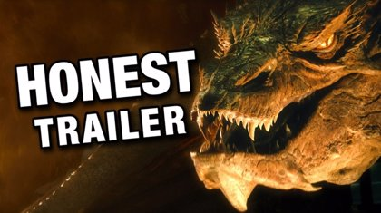 Honest Trailer de El Hobbit: La desolación de Smaug: 'El tercio de un cuento infantil'