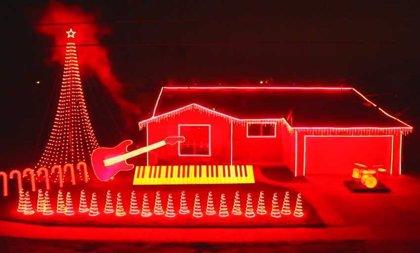 VÍDEO: Luces de Navidad al son de Star Wars