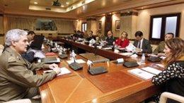 Reunión del Consejo de Personal de las Fuerzas Armadas