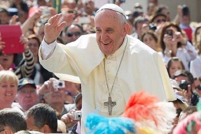 Papa Francisco en Roma