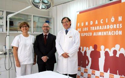 La Fundación de Trabajadores y ElPozo facilitan pruebas de diagnóstico precoz de cáncer a sus empleados