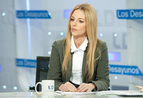 Angeles Carmona en Los Desayunos de TVE