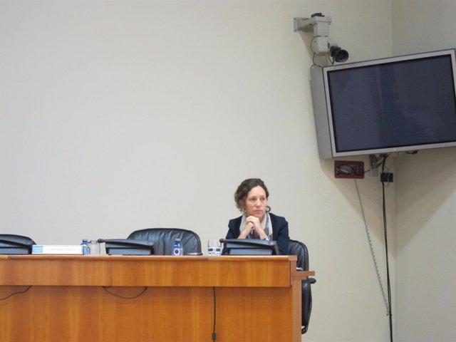 La directora xeral de Innovación e Saúde Pública, Sonia Martínez Arca