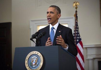 """Obama dice que un """"dictador"""" no puede """"imponer censura"""" en EEUU"""