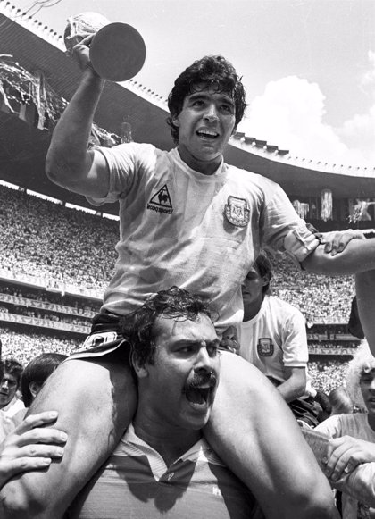 Maradona protagonizará una película