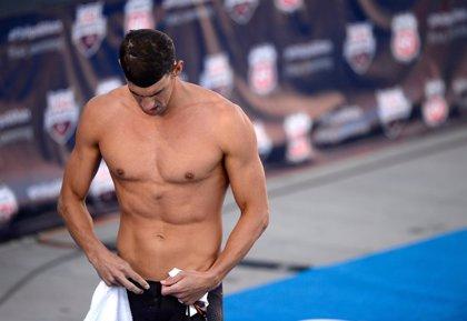 Phelps, condenado a un año de prisión por conducir ebrio