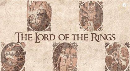 VÍDEO: Toda la mitología de El Señor de los Anillos, en 4 minutos