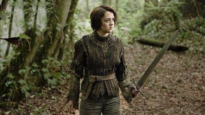 Juego de tronos: El cambio radical de Arya Stark