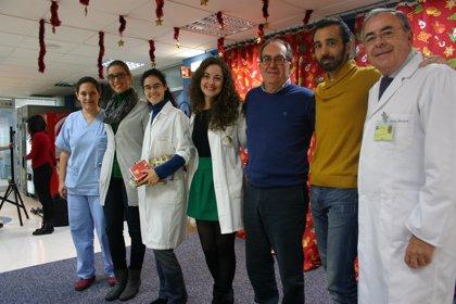 La Unidad de Pediatría del Hospital Macarena celebra el XIX Certamen de cuentos infantiles navideños