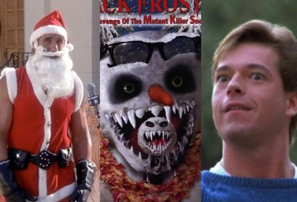 Las 10 peores películas de Navidad: Elves, Hulk Hogan, Jack Frost...
