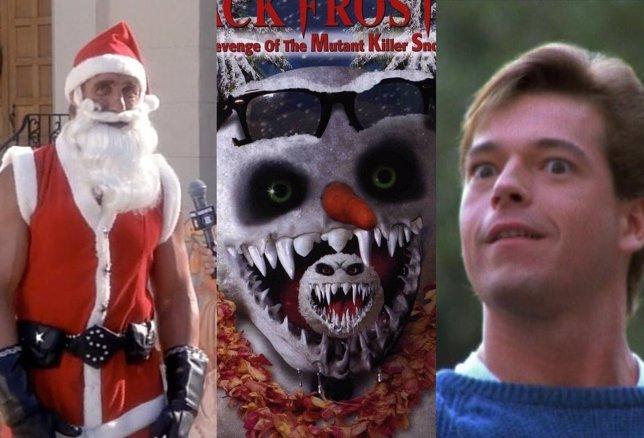 Peores películas de Navidad
