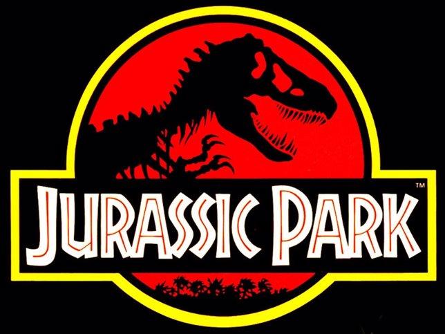 Logo de Jurassic Park