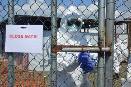 El ébola ha matado en diez meses a casi el 10 por ciento de los médicos de Sierra Leona