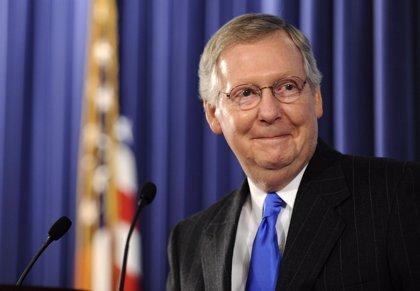 El líder republicano McConnell manifiesta su rechazo a la decisión de Obama respecto a Cuba