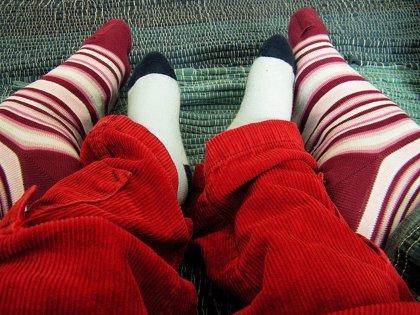Caminar descalzo en casa es beneficioso para los pies