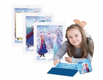 Ganadores sorteo Diarios Secretos + App de Frozen