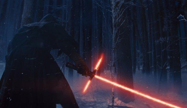 Star Wars VII, Kylo Ren