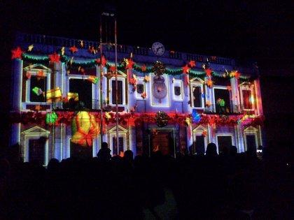 El Ayuntamiento destaca el éxito del 'mapping' de la Corredera, del que han disfrutado 90.000 espectadores