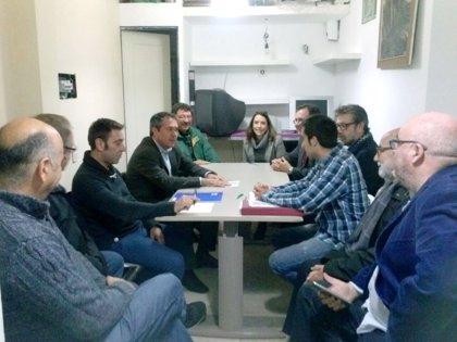 """El Ayuntamiento replica a Espadas que los vecinos de San Marcos están ya """"muy satisfechos"""" con la remodelación"""
