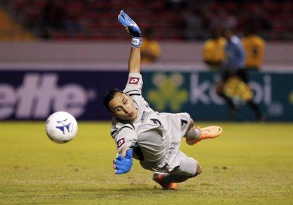 Keylor Navas, elegido jugador del año en la CONCACAF