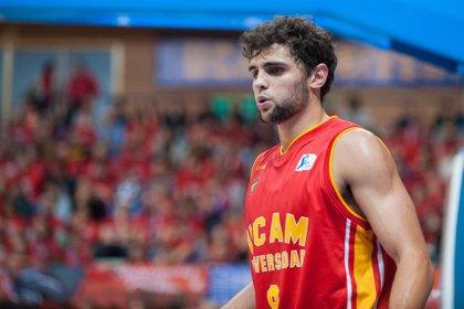 """Neto (Murcia): """"Espero que consigamos la primera victoria en Manresa"""""""